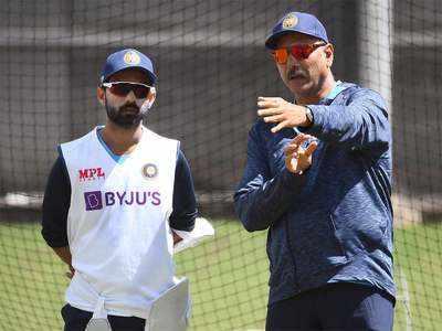 Ajinkya Rahane: Ravi Shastri made my job as a captain easy