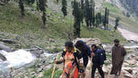 Immediately cut down stay, return as soon as possible: J&K govt to tourists, Amarnath Yatris