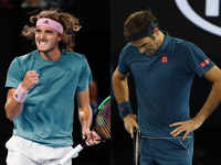 Roger Federer knocked out by Stefanos Tsitsipas, out of Australian Open