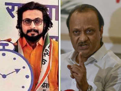 maharashtra voting: Ajit Pawar holds voting to choose NCP's