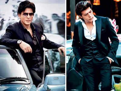 Shah Rukh Khan has a doppelganger in this Jordanian photographer