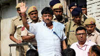Karnataka Cong leader DK Shivakumar sent to judicial custody