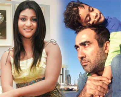 Exes Ranvir Shorey and Konkona Sensharma's conscious co-parenting
