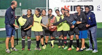 Women's league on the cards