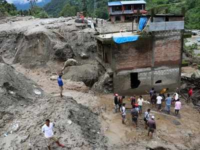 Nepal: 60 dead, 41 missing in floods, landslides
