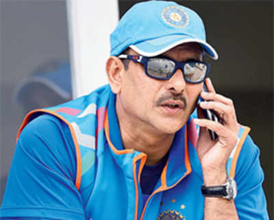 Wish Dada was there to interview me: Shastri