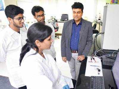 IISER makes graphene cheaper than its price