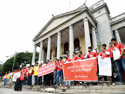 Ban on protests at Town Hall rocks BBMP Council meet