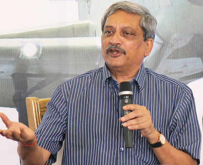 How Manohar Parrikar ended IIT-Bombay hostel strike with a ladle