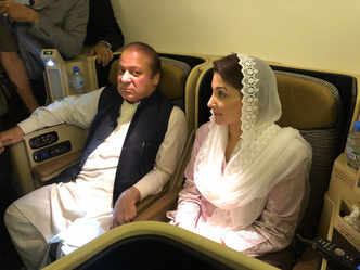 ISI doesn't want Nawaz, daughter out of jail till elections: Pak judge