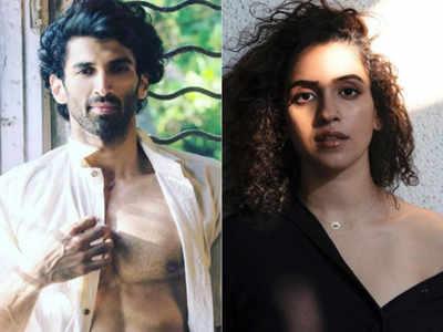 Aditya Roy Kapur, Sanya Malhotra start shooting for Anurag Basu's next