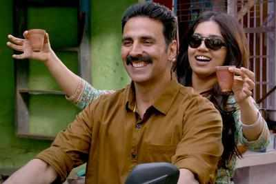 Toilet: Ek Prem Katha box office collection: Akshay Kuamr, Bhumi Pednekar film sees a fair opening day