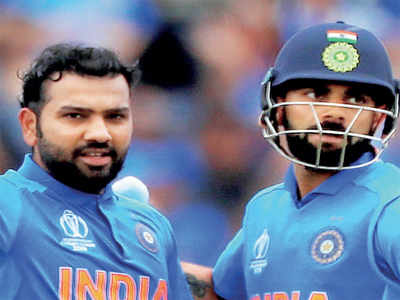 After outburst, BCCI connected Virat, Shastri with Rohit, Joshi