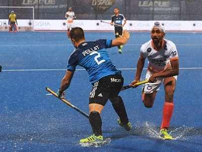 Hockey World League Final: Hosts India out of title race after 0-1 loss to Argentina