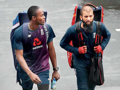 Moeen Ali dropped from Ashes Test squad; Jofra Archer likely to come in