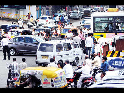 Katraj is most polluted area of Pune