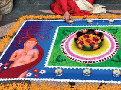 Designs on Diwali