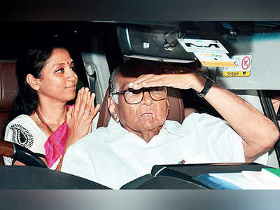 Sharad Pawar beats BJP's ace strategists at their game with a finesse they least expected