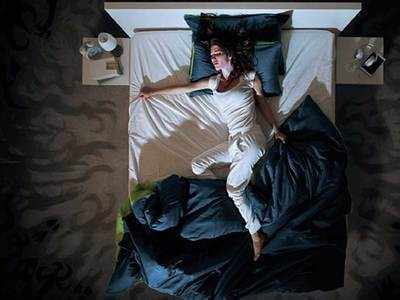 MIRROR LIGHTS: Insomnia tied to suicidal thoughts, anxiety in schizophrenics