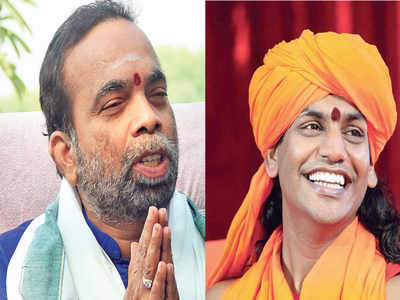 HC issues notice to state govt, godman