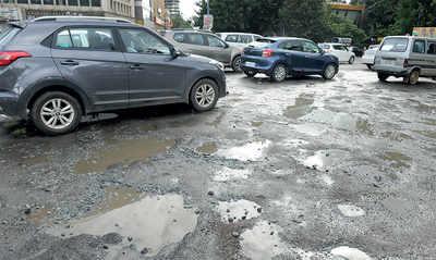 Pothole repair starts today