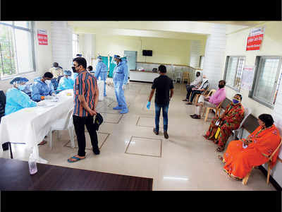 Corporators decry dearth of coronavirus testing