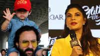 Jacqueline Fernandez to Saif Ali Khan, Bollywood stars want break from paparazzi