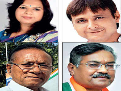 BJP sweeps four Assembly by-polls