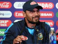 We will fight and you never know, says Mortaza ahead of Oz clash