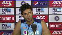 Ind vs WI: Will come back in the next game, says Shivam Dube