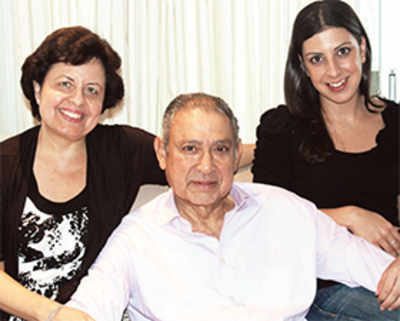 Parsi couple from HK donates $20 million to revive general hospital