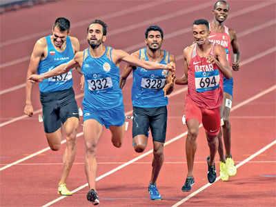 Asian Games 2018: Manjit Singh wins gold, Jinson Johnson silver in Men's 800m
