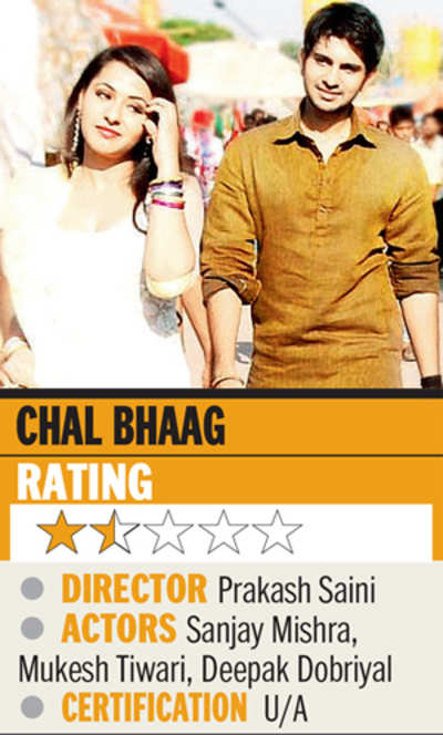 Film review: Chal Bhaag