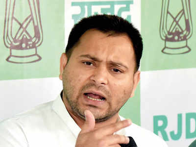 Will share stage with Rahul soon: Tejashwi