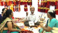 Patriotic rakhis by Muslim man create a buzz in Ahmedabad