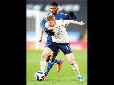De Bruyne salutes Man City's league title focus