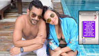 Neha Dhupia makes a strong appeal for freedom to breastfeed
