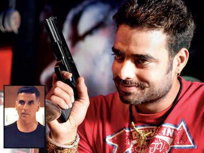 Abhimanyu Singh plays the unpredictable and deadly villain in Akshay Kumar's Sooryavanshi