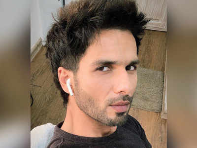 Why Shahid Kapoor needed a two-hour shower daily