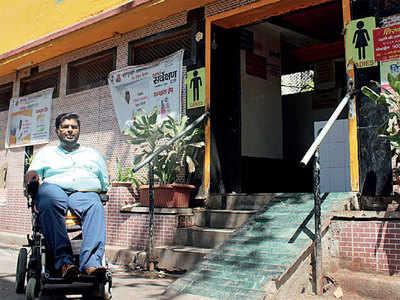 Spot-checking Mumbai's disability friendliness