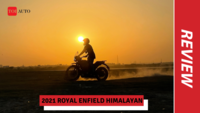 2021 Royal Enfield Himalayan | Key changes | Ride experience