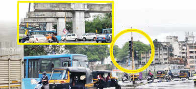Metro gives PMC the wrong signals