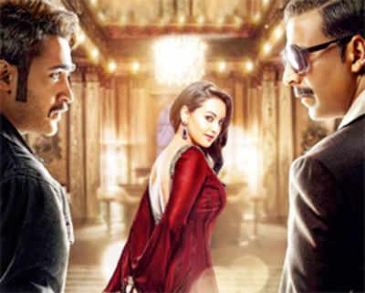 Film Review: Once Upon Ay Time in Mumbai Dobaara