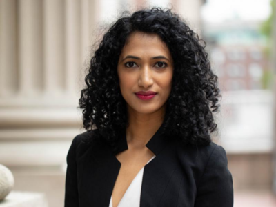 Human rights lawyer Trisha Shetty making a difference one day at a time