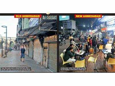 The stark difference between anti-CAA and NRC protests in old and new Ahmedabad