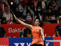 Saina Nehwal beats He Bingjiao to enter Indonesia Masters final
