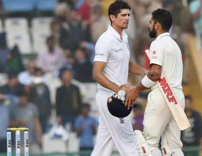 India vs England 4th Test, Mumbai: England win toss, opt to bat