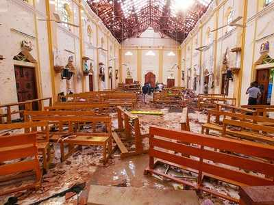 5 Indians among 290 dead in Sri Lanka bombing