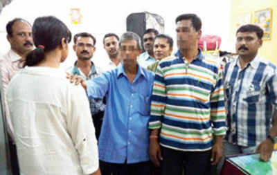 Girl, 12, sold by mom, rescued from Bhiwandi