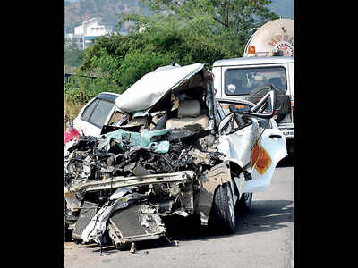 Accidents still a cause for worry on Mumbai-Pune Expressway